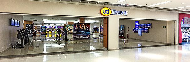 UCI Orient Shopping Barra