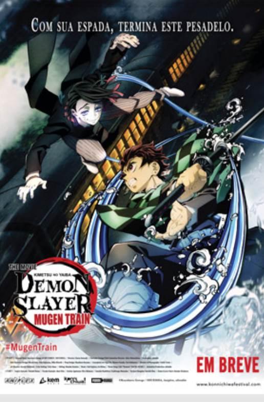 DEMON SLAYER - MUGEN TRAIN: O FILME