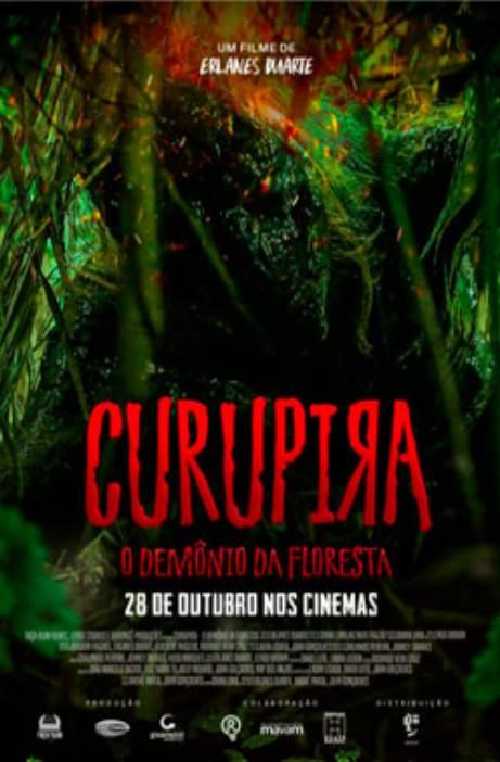 CURUPIRA - O DEMÔNIO DA FLORESTA