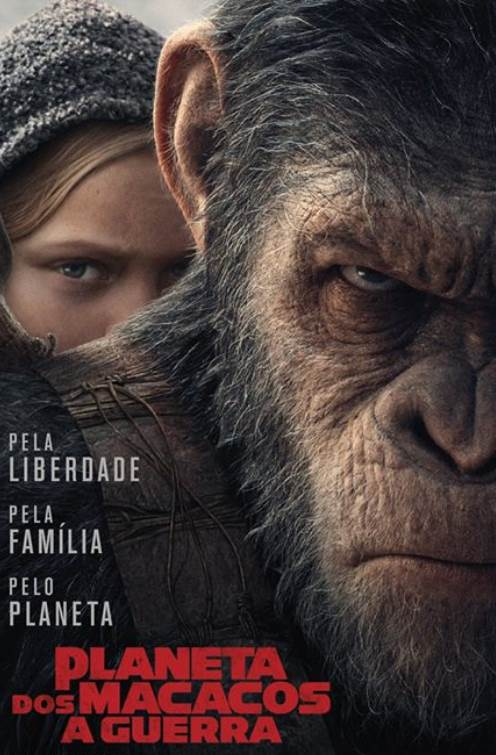 PLANETA DOS MACACOS: A GUERRA - Cinemas e Horários - UCI