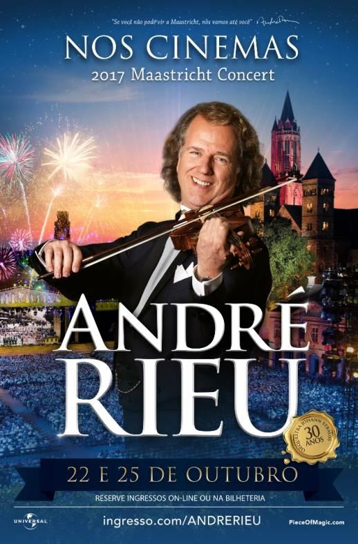 ANDRE RIEU'S 2017 - MAASTRICHT CONCERT