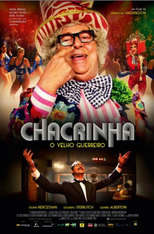 CHACRINHA - O VELHO GUERREIRO