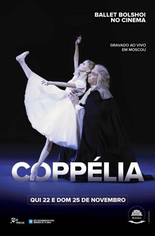 BALLET BOLSHOI 2018/19: COPPÉLIA