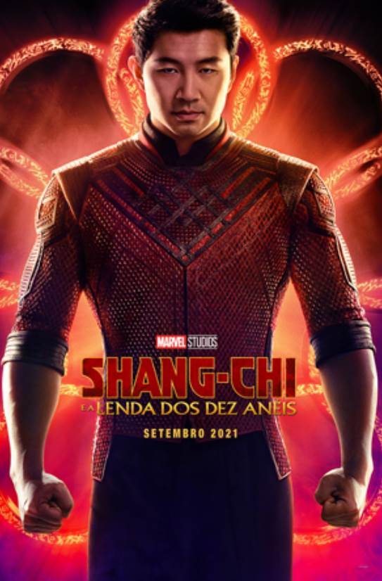 SHANG-CHI E A LENDA DOS 10 ANÉIS